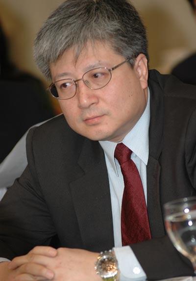 福莱高级合伙人,中国区总裁李宏