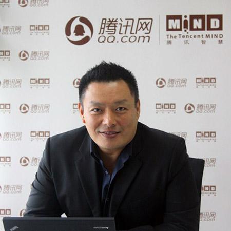 群邑中国互动营销总裁陈建豪