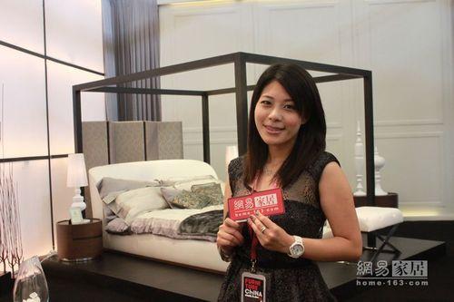 网易家居专访美兆市场推广及公关部经理凌琳