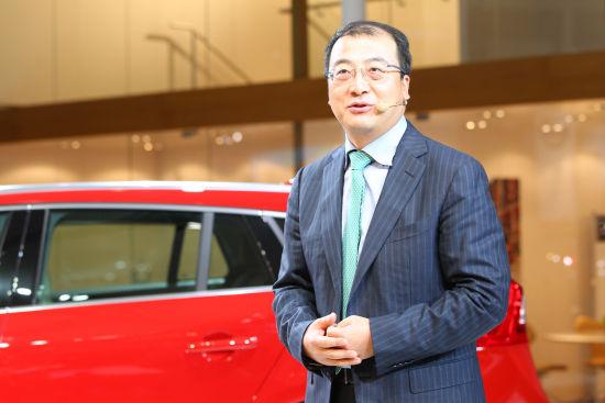 沃尔沃汽车(中国)销售有限公司首席运营官付强