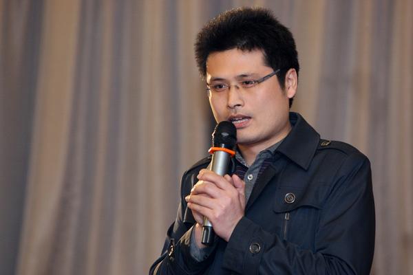 高鹏俱乐部创办人张何出席苏秦大讲堂