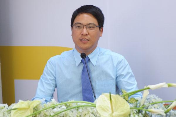 中国公关区域联盟主席、世通利方传播集团董事长冯杰
