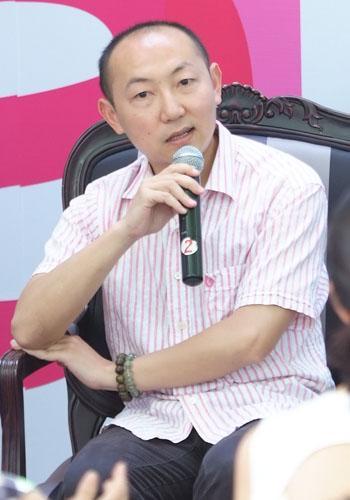 长沙美美传媒董事总经理黄李军
