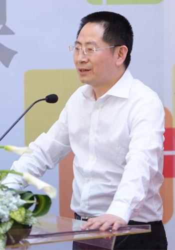 著名公关行业专家、苏秦会执行会长陈向阳