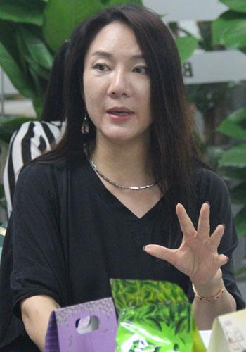 苏秦会会长、信诺传播董事长兼总裁曹秀华