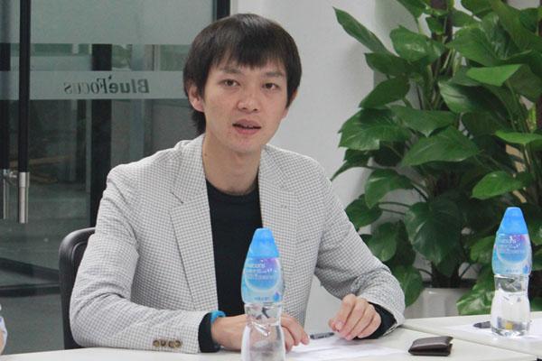 蓝色光标数字营销机构首席数字官熊剑先生
