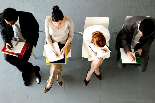 4.求职信的语言应该措辞简练。