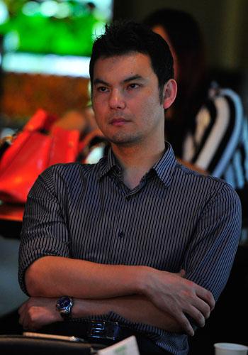 柒九八广告创意总监黄河出席城市沙龙重庆站图片