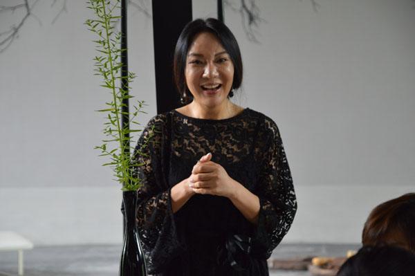 苏秦会2014年度会长、信诺传播董事长曹秀华