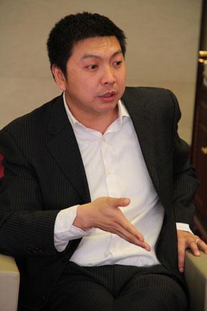 中国最帅最年轻总裁_趋势中国总裁郭磊