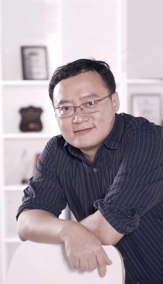 人人公司CEO 陈一舟