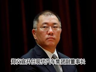 郑义宣升任现代汽车集团副董事长